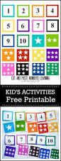 best 25 free printable numbers ideas on pinterest number