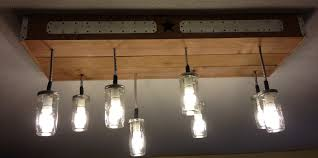 kitchen lighting replace fluorescent light fixture in cone satin