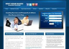 Best Home Based Business Franchise · Home Based Business Website Design