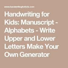 best 25 handwriting generator ideas on pinterest handwriting