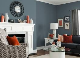 gray painted rooms blue grey paint colors for living room coma frique studio