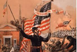 Civil War Union Flags John Wilkes Booth By Miranda S