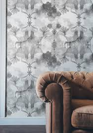 10 stunning designs to get you over your wallpaper phobia