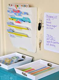 Back To School Desk Organization Back To School Organizing Ideas Anyone Can Use