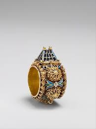betrothal ring betrothal ring eastern european or italian the met