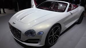 bentley silver wings concept new bentley exp 12 speed 6e concept exterior interior 360 view