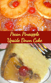 crock pot pecan pineapple upside down cake lovefoodies