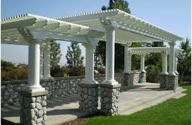 Shed Roof Over Patio by Pergola Great Pergola With Lattice Roof 67 For Your With Pergola