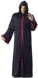ritual robes midnight ritual robe