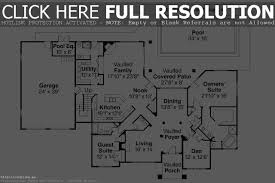 Spanish House Floor Plans Spanish Mediterranean House Plans Luxihome