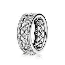 pandora rings cheap pandora vintage fascination ring 191007cz