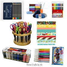 gifts for crafty creative home crafts by ali