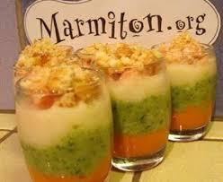 marmiton org recettes cuisine verrine rapide pour les pressés recette de verrine rapide pour les