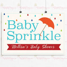 baby shower posters boy baby sprinkle backdrop or poster its a boy baby shower