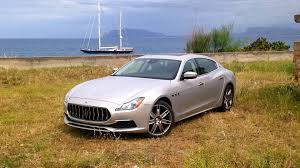 maserati ghibli sedan 2017 maserati quattroporte first drive review