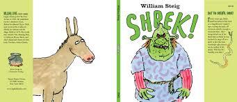 book design shrek u2014 christopher darling