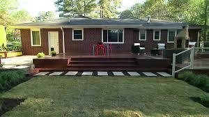 modern backyard design yard crashers diy