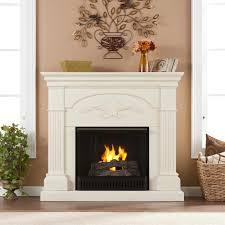 Indoor Gel Fireplace by Amazon Com Sei Sicilian Harvest Gel Fireplace Ivory Kitchen