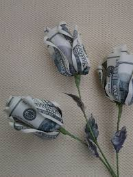 money flowers origami flowers roses money flower gift luck