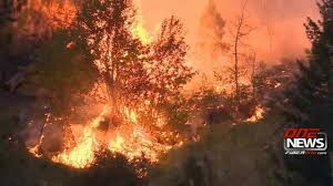 Wildfire Bc Pictures by Smoke From British Columbia Fires To Remain Through Wednesday