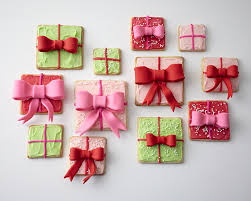 cookie gift boxes how to make gift box cookies cakejournal