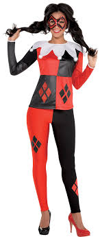 harley quinn jumpsuit s harley quinn accessories city canada