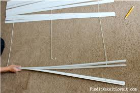 Matchstick Blinds Furniture Decor U0026 Tips How To Make Roman Shades Most Popular