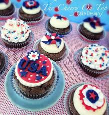 47 best patriotic cupcakes images on pinterest patriotic