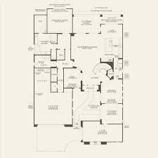 Vista Del Sol Floor Plans Quinlan At Tierra Del Sol In Peoria Arizona Pulte