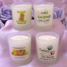 candle baby shower favors personalized baby shower favors party favors ideas