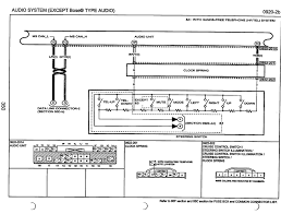 mazda 6 head unit wiring diagram mazda wiring diagram schematic
