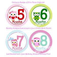 custom first seasons holidays seasonal baby or boy monthly