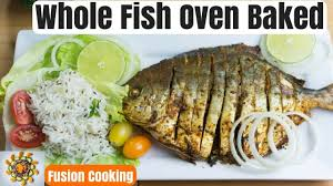 thanksgiving whole fish recipe whole fish oven baked whole