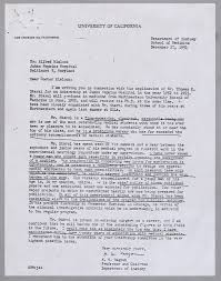 Doctoral Letter Of Intent the official dr thomas e starzl web site dr horace w magoun