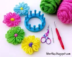 best 25 yarn flowers ideas on pinterest diy yarn flowers
