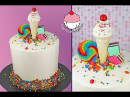 cupcake birthday cake classic birthday cake with a standing illusion my