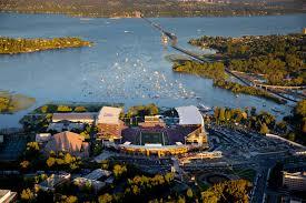 Seattle On A Map Of Washington by Washington Huskies University Of Washington Athletics