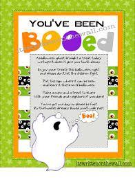 you u0027ve been booed halloween printables 5 free tags halloween