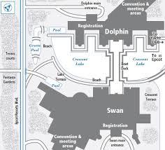 disney world floor plans swan at walt disney world