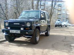 daihatsu rocky hcors 1987 daihatsu rocky specs photos modification info at
