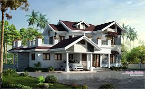 Kerala Home Design Plan And Elevation Beautiful Kerala House Elevation At 2750 Sq Ft