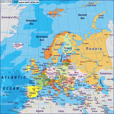 European Countries Map Quiz by Latin America Physical And Political Map Mrs Davis 6th Grade Maps