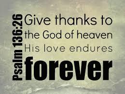 best 25 psalm 136 ideas on psalm 136 kjv thankful