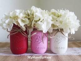 jar centerpieces for baby shower 138 best jars images on distressed jars