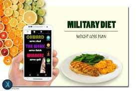 3 day military diet plan android apps on google play
