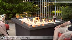 Fire Pit Crystals - the pointe crystal fire pit youtube