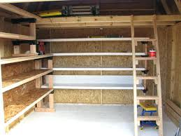 Storage Shelves Home Depot by Shelving Plans And Garage Planshow To Build Wood Storage Shelves