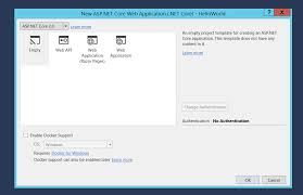 tutorial asp net core 2 0 what is new in asp net core 2 0 preview dotnetthoughts