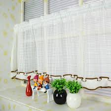 Curtains In The Kitchen by Online Buy Wholesale Short Tulle From China Short Tulle
