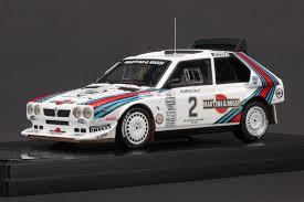 martini rossi racing lancia delta s4 martini 2 1986 olympus rally hpi 8637 1 43 ebay